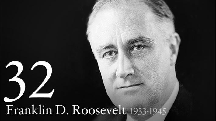 a biography and life work of franklin delano roosevelt 32th president of the united states How much of charlton heston's work have you seen  1975 the fun of your life (short) narrator  1953 the president's lady president andrew jackson.