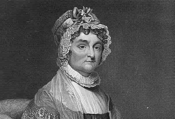 a biography of abigail smith adams one of the first women who fought for womens rights